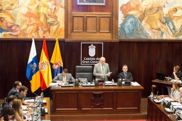 GRAN CANARIA: El Cabildo destinará 66,5 millones a su Plan de Inversiones Sostenible para consolidar la reactivación de la economía de Gran Canaria