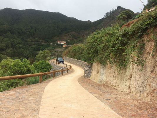 El Cabildo invertirá dos millones de euros en mejoras y conservación del Parque Rural de Anaga