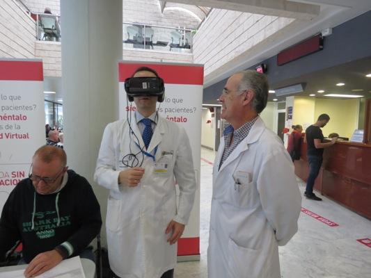 El Hospital Dr. Negrín atiende al año a 300 personas con psoriasis