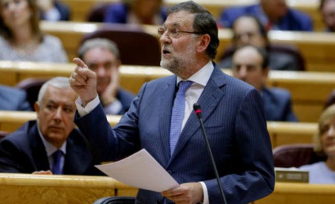 """Rajoy se """"retracta"""" y promete dar """"todas las batallas"""" por la igualdad salarial entre hombres y mujeres"""