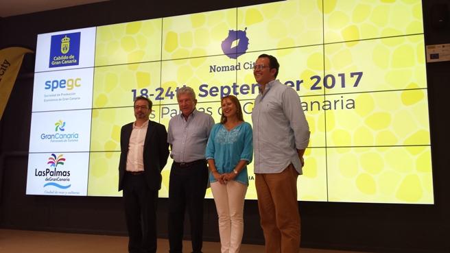 Cinco empresas de Gran Canaria dedicadas a la innovación en el sector turístico acuden a FITUR de la mano del Cabildo
