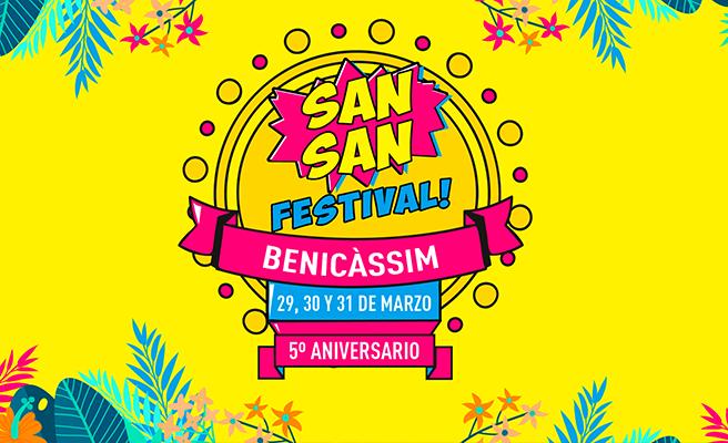 Sansan Festival anuncia primeres confirmacions: Sidonie i La MODA, protagonistes