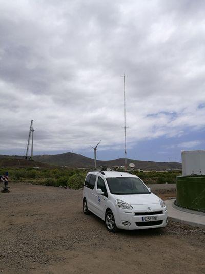 El Cabildo adjudica la instalación de torres anemométricas al Consejo Insular de Aguas de Gran Canaria