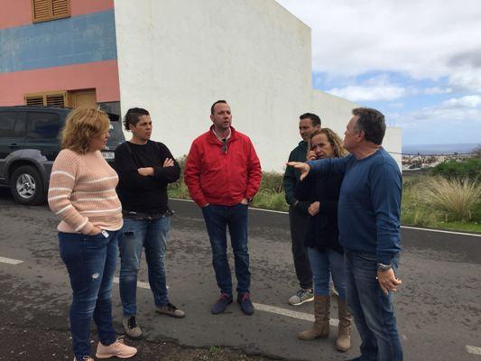 El Ayuntamiento acometerá trabajos de mejora en Tara antes de sus fiestas