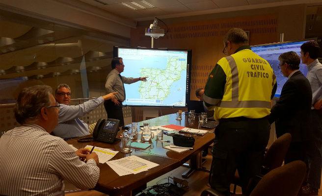 El ministro del Interior convoca el Comité Estatal de Coordinación para analizar las actuaciones durante el temporal
