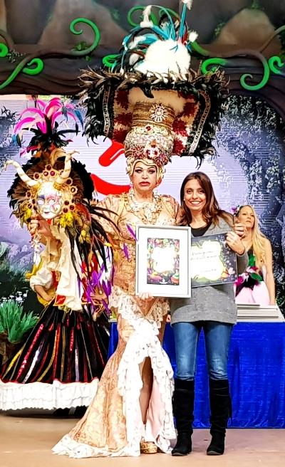 El Carnaval de la Fantasía ya conoce a los premiados del Concurso de Disfraces