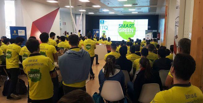 Más de 200 jóvenes y profesionales de 39 universidades de 7 países trabajaron en innovación sostenible