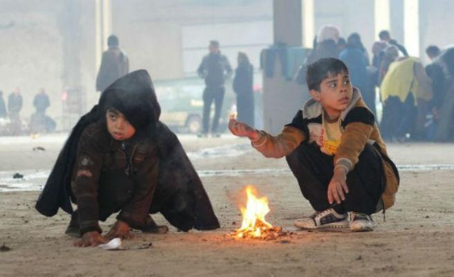 En medio de un duro temporal en Líbano, 16 refugiados (incluidos cuatro niños) se congelaron hasta la muerte