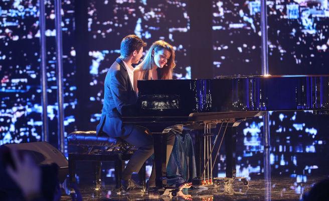Alfred y Amaia, juntos otra vez, por 'City of Stars'