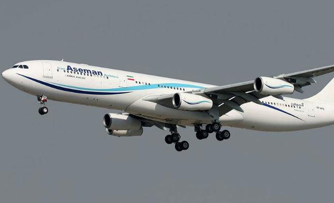 Un avión de pasajeros se estrella en Irán con 66 personas a bordo
