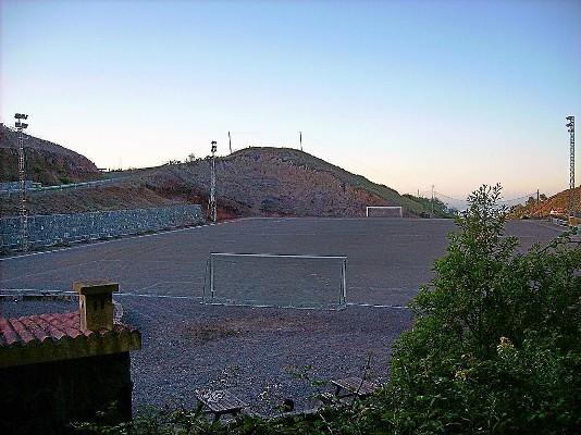 Inversión de 214.000 euros para la mejora del Campo de Fútbol 'Juan y Miguel' de Montaña Alta