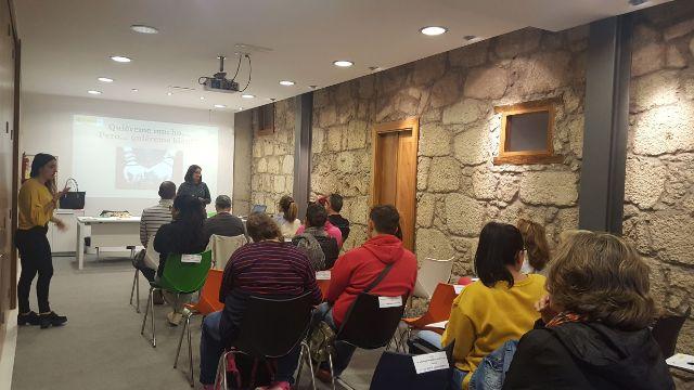 Éxito de participación en la charla sobre detección de violencia de género en los adolescentes
