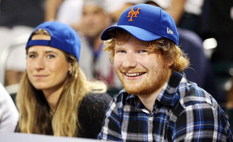 L'espectacular anell amb el qual Ed Sheeran li va demanar matrimoni a la seva nòvia