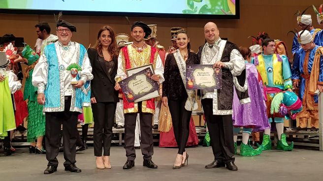 Unión Artística El Cabo logra el primer premio de Interpretación del Concurso de Rondallas