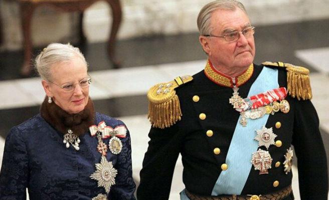 Muere Enrique de Dinamarca, marido de la reina Margarita II