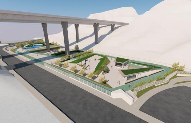 El Ayuntamiento de Mogán construirá un parque recreativo en Puerto Rico con una inversión de 1,2 millones de euros