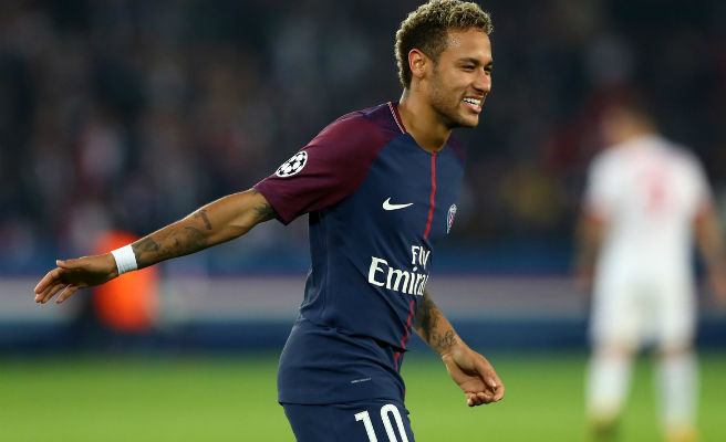 """Neymar habla alto y claro: """"Estoy aquí para entrar en la historia del PSG"""""""
