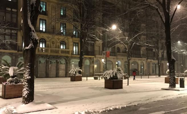 Al menos tres muertos por el temporal de nieve que ha cubierto media España