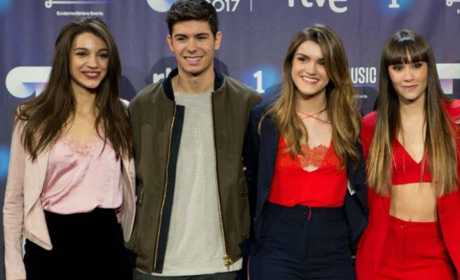 Amaia y Alfred en 'El hormiguero' mientras Aitana y Ana Guerra se van con Cárdenas