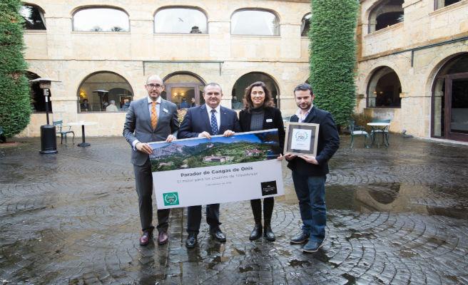 El Parador de Cangas d'Onís el més ben valorat d'Espanya pels usuaris de TripAdvisor