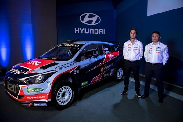 Hyundai Portugal entra en el Campeonato de Portugal de Rallyes
