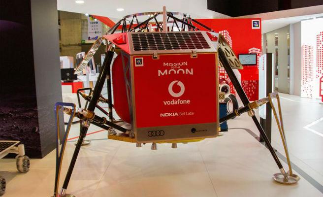 Vodafone i Nokia crearan la primera xarxa 4G a la Lluna