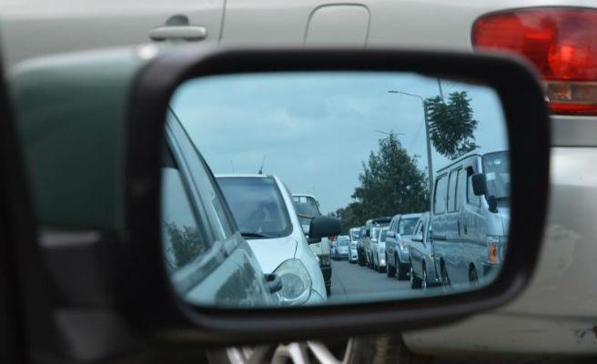 Normalidad en las carreteras tras una mañana de grandes atascos