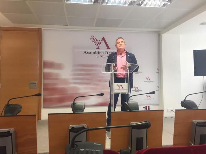 CCOO: Santiago Navarro hace balance de los resultados de la Estrategia regional de Empleo 2014-2016