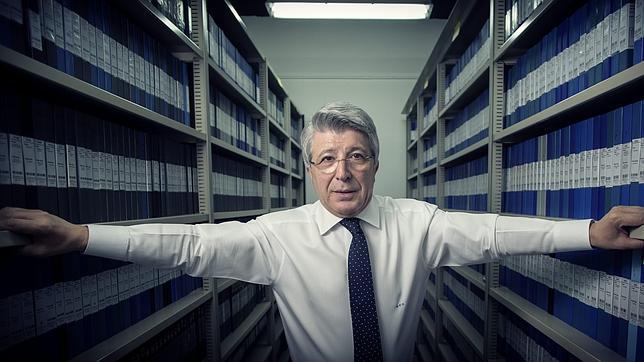 """Enrique Cerezo: """"Lo de Griezmann ya nos pasó con Torres, Agüero, Forlán, Falcao…"""""""
