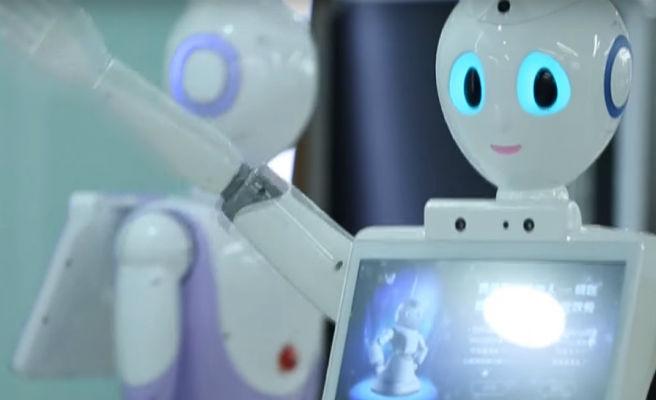 Los robots realizarán más trabajos que los humanos en 2025