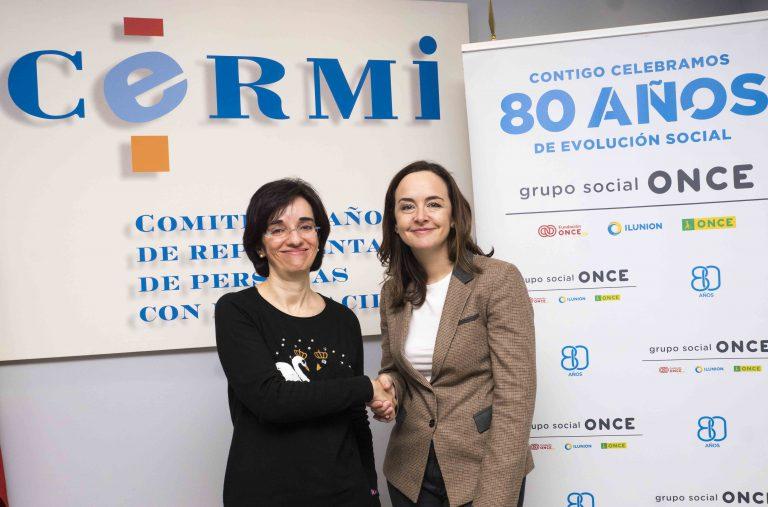 ILUNION Tecnología y Accesibilidad asesorará al CERMI sobre diseño para todos en urbanismo, transporte y Tic