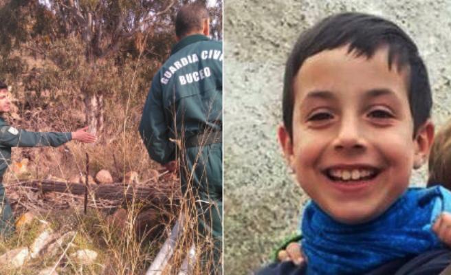 Se confirma que la camiseta hallada en Las Negras tiene ADN del desaparecido Gabriel Cruz