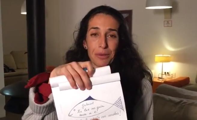 Los padres del desaparecido Gabriel piden inundar España de dibujos de 'pescaitos'