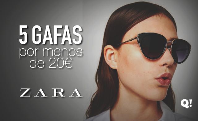 649e1a4c46e75 Las 5 gafas de Zara por menos de 20€ que vas a querer esta primavera ...