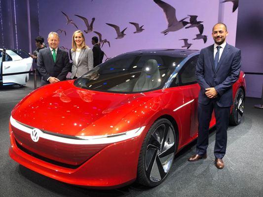 El futuro viene para quedarse: I.D. VIZZION presentado en Ginebra