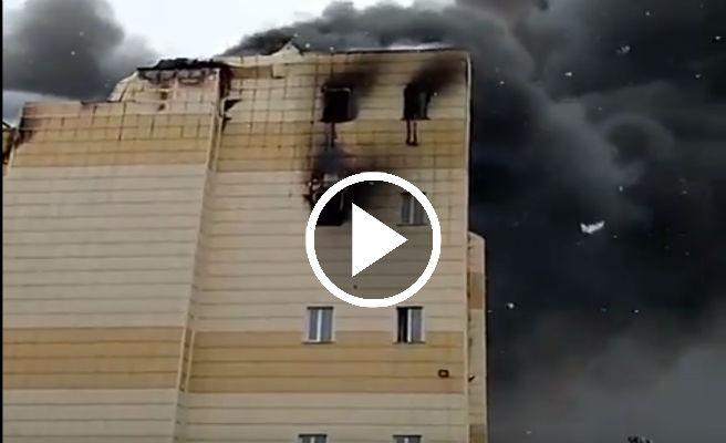 Un incendio en los cines de un centro comercial ruso deja al menos 64 muertos