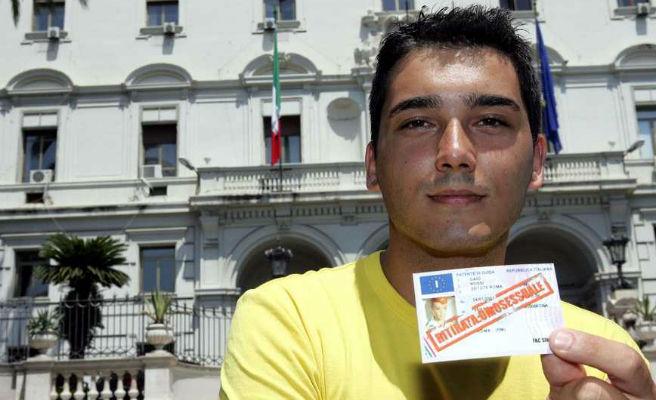 El motiu pel qual un jove italià rep una indemnització de 100.000 euros