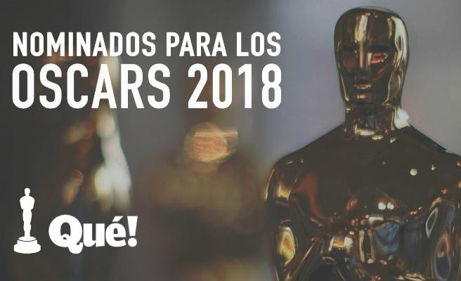 OSCARS 2018 | Lista completa de nominados