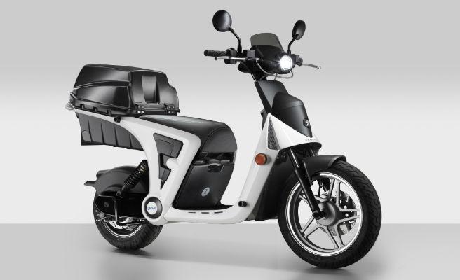 Peugeot 2.0, el scooter eléctrico con soluciones inteligentes
