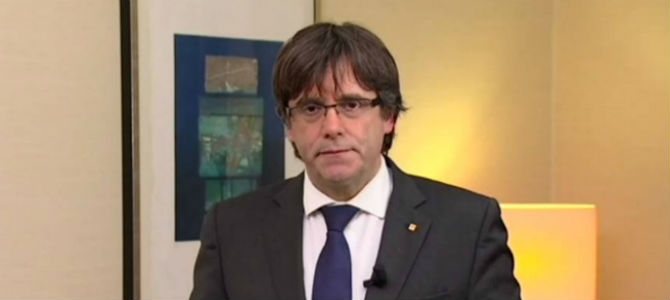 La Fiscalía pedirá reactivar la euroorden contra Puigdemont y los exconsellers fugados