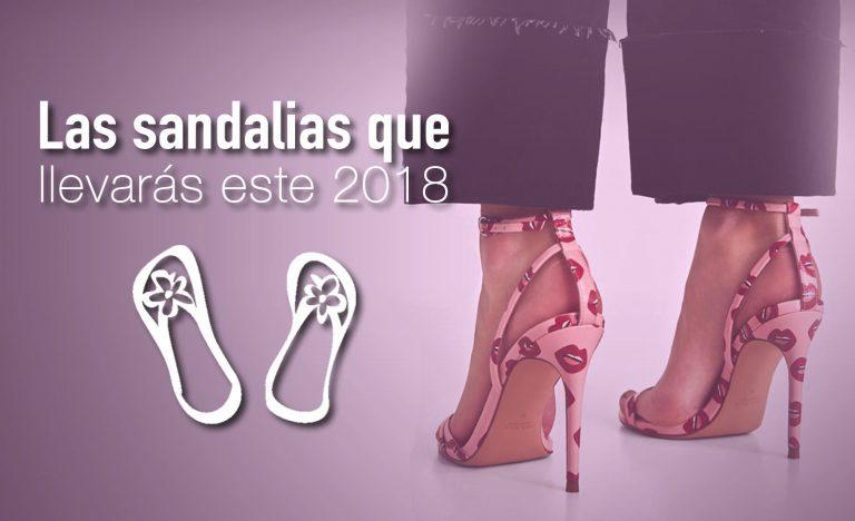 La recomendación del día: las sandalias que llevarás este verano 2018