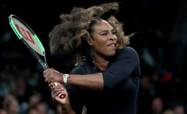 Serena Williams, un islote en la lista de los 100 que más cobran: Cristiano es el primero