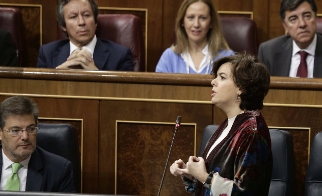 """Santamaría: """"Podemos es un partido que tiene mucho de 'fake' y poco de 'new'"""""""