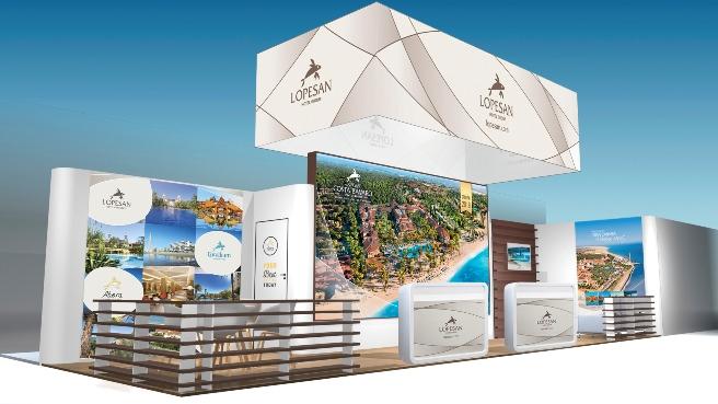 Lopesan promociona sus nuevas marcas y el futuro Resort del Caribe en el mercado alemán
