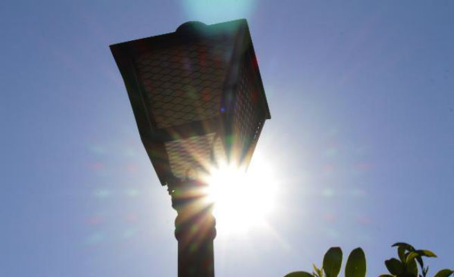 El calor primaveral regresa al final de la Semana Santa