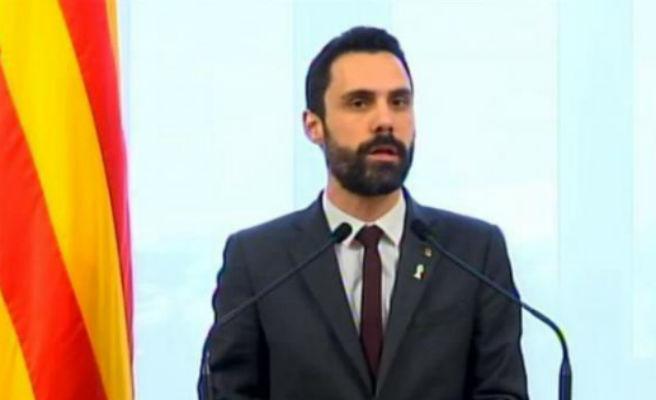 Torrent anuncia una nueva ronda de consultas para elegir candidato a la Presidencia de la Generalitat
