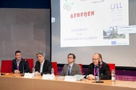La ULL acoge la reunión anual de un proyecto para favorecer la independencia energética en África