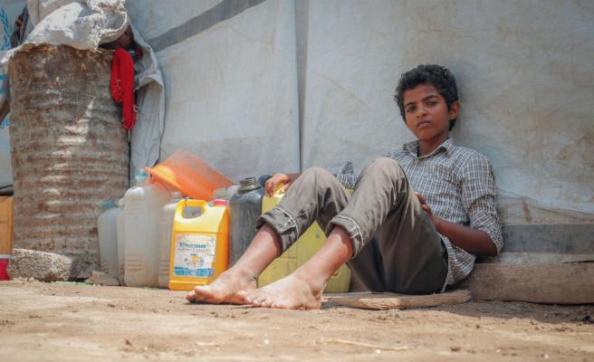 Así viven los niños en Yemen 3 años después de que empezara la guerra
