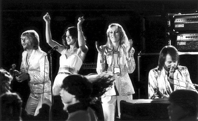 ABBA se reúne 35 años después para grabar nuevo material