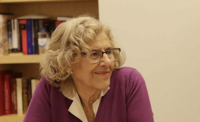 El PSOE quiere a Carmena como candidata para las próximas elecciones municipales